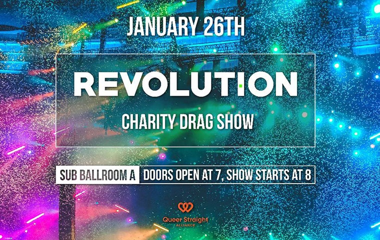More Info for QSA Revolution Charity Drag Show