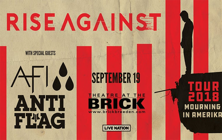 More Info for Rise Against