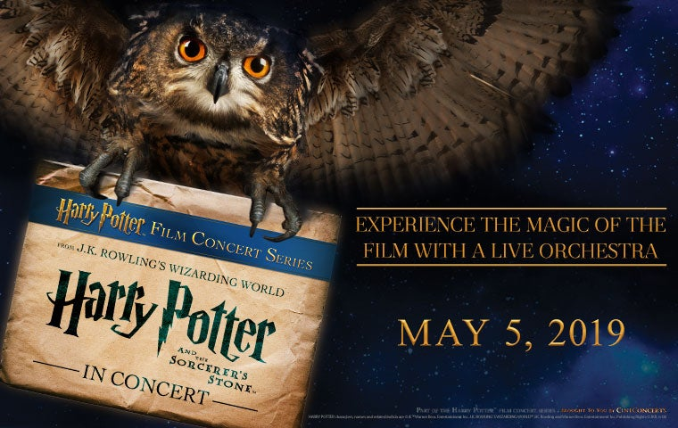 More Info for Harry Potter and the Sorcerer's Stone in Concert