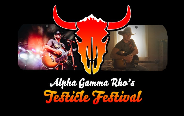 More Info for Alpha Gamma Rho's Testicle Festival - Featuring Casey Donahew & Randall King