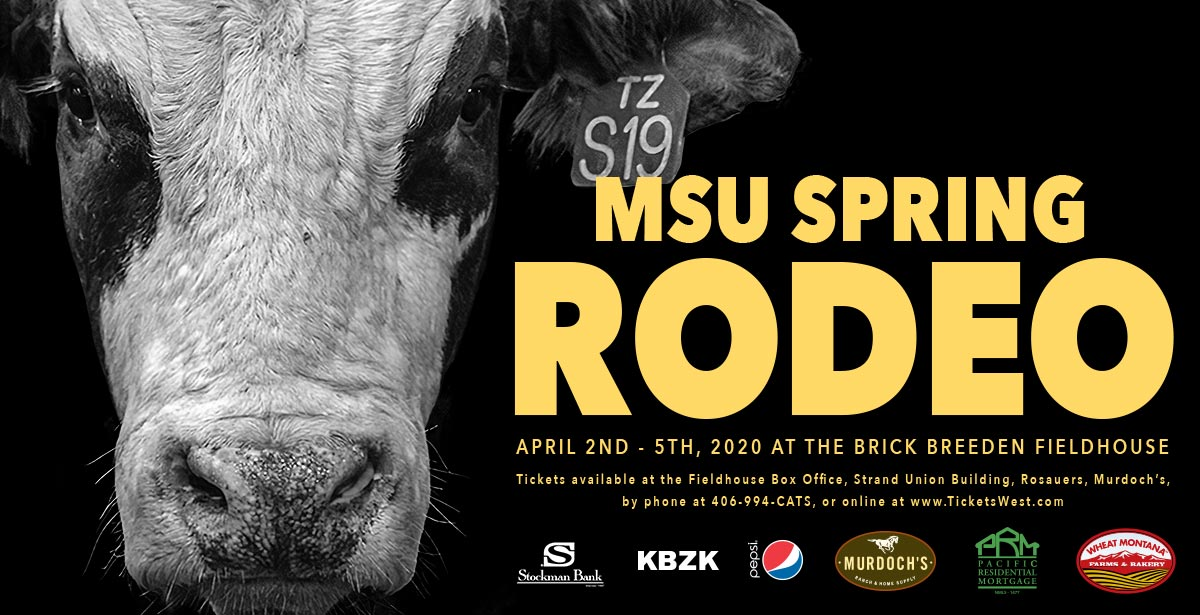 More Info for MSU Spring Rodeo *CANCELLED*