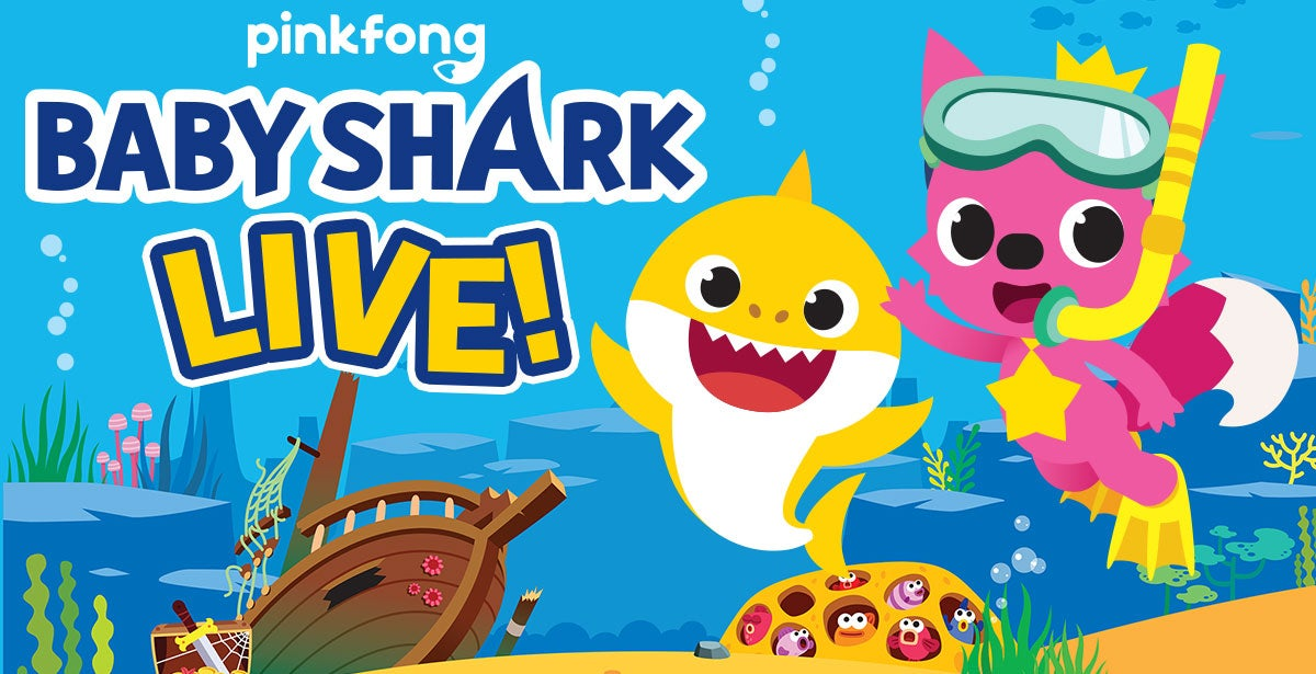 Baby Shark Live! *CANCELLED*