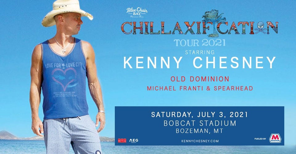 More Info for *Rescheduled* Kenny Chesney
