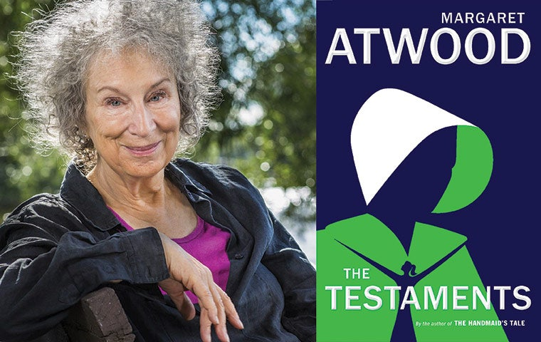 More Info for Margaret Atwood