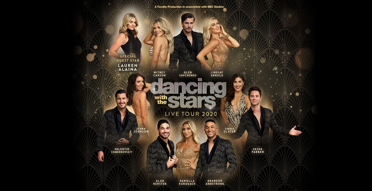 Dancing With the Stars Live - Tour 2020