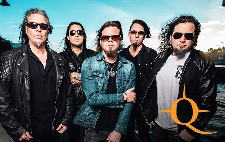 More Info for Queensryche