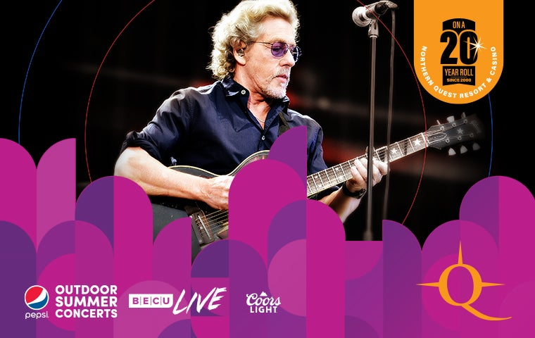 More Info for Cancelled - Roger Daltrey