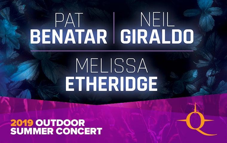 More Info for Pat Benatar & Neil Giraldo and Melissa Etheridge
