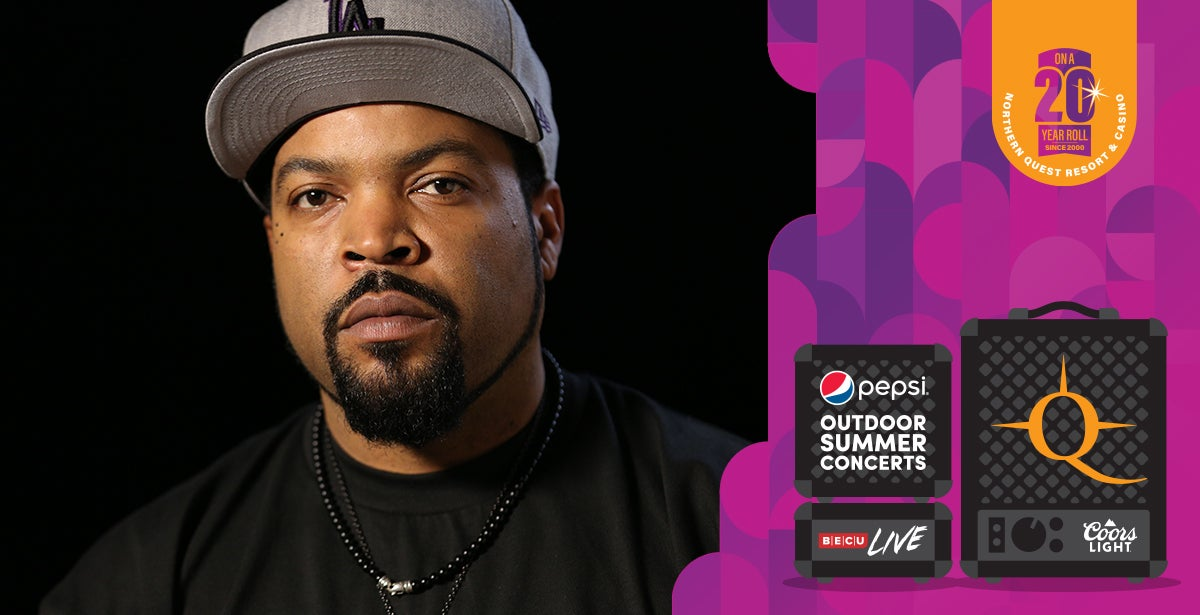 *Rescheduled* Ice Cube