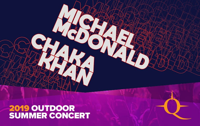 More Info for Michael McDonald & Chaka Khan