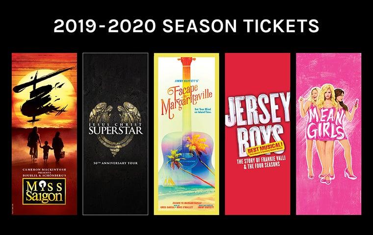 Best Of Broadway 2020 STCU Best of Broadway | TicketsWest