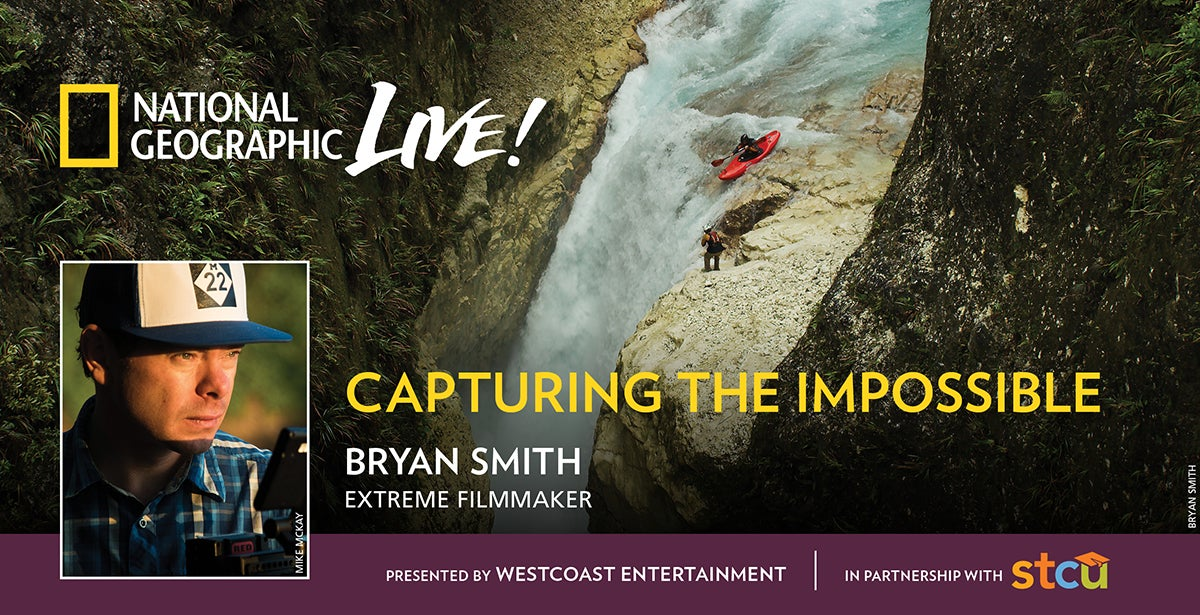 National Geographic Live: Capturing the Impossible