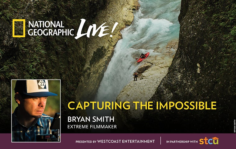 More Info for National Geographic Live: Capturing the Impossible