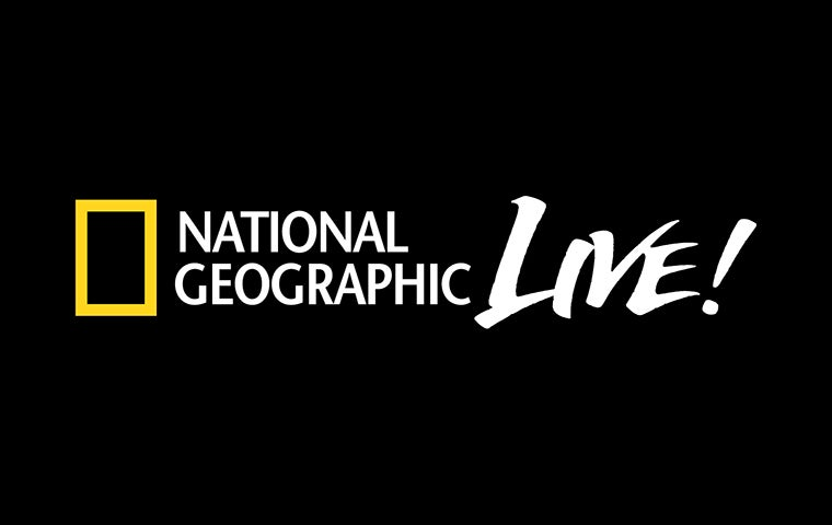 More Info for National Geographic Live Series Tickets