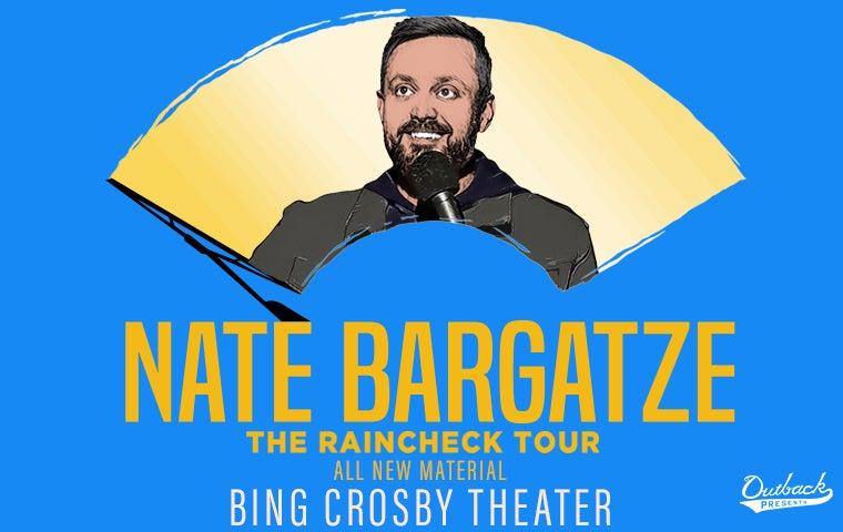 More Info for Nate Bargatze