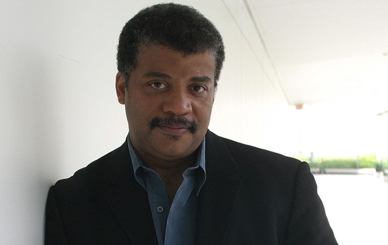 More Info for NEIL DEGRASSE TYSON - TWO NIGHTS, TWO DIFFERENT LECTURES