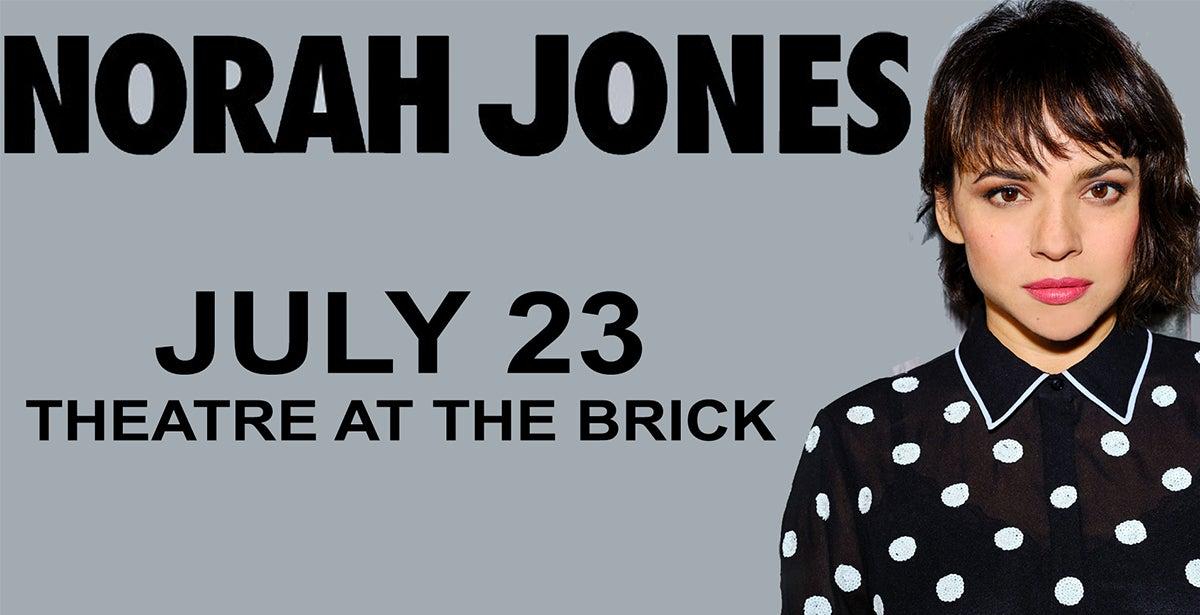 Norah Jones (Bozeman, MT)