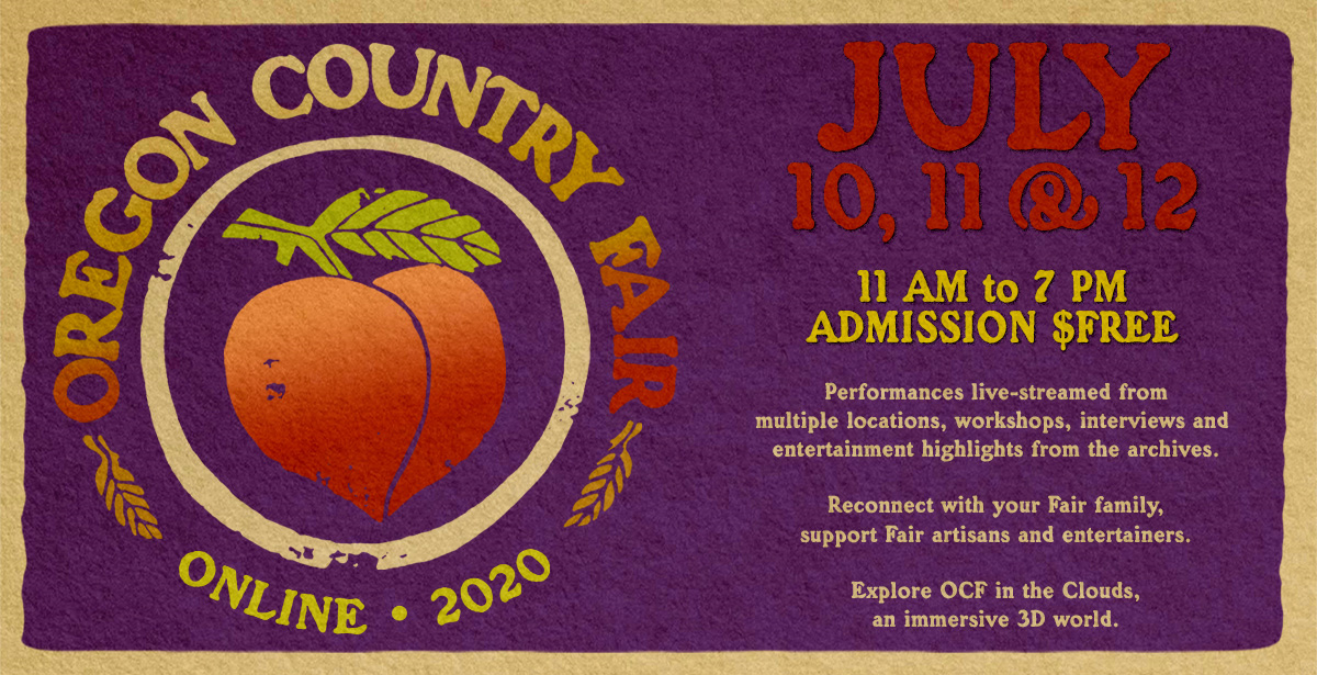 The Oregon Country Fair
