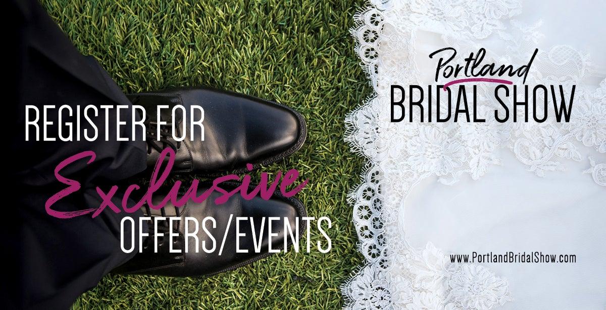 Portland Bridal Show 2020.2020 Portland Bridal Show Ticketswest
