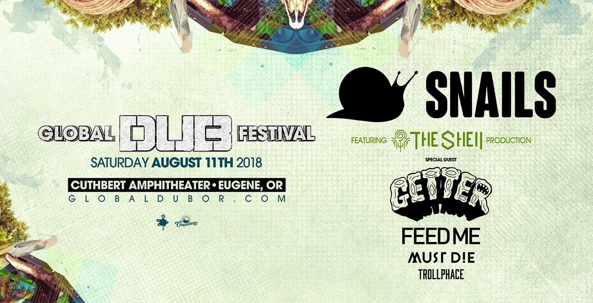 Global Dub Festival Eugene 2018