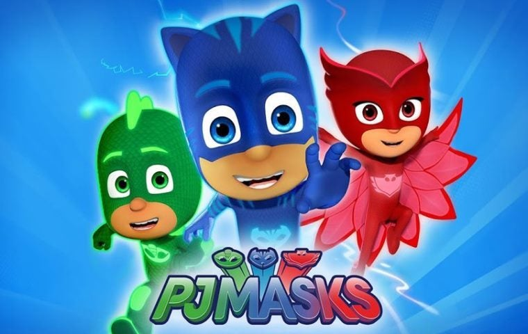 More Info for PJ Masks Live!