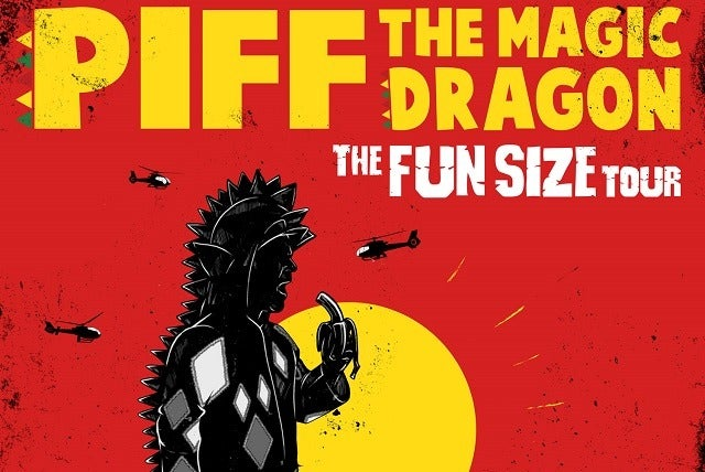 *Rescheduled* Piff the Magic Dragon