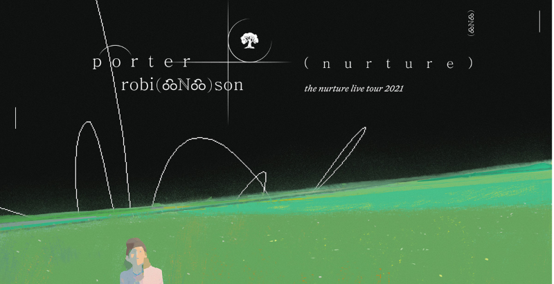 Porter Robinson - Nurture Live North America Tour