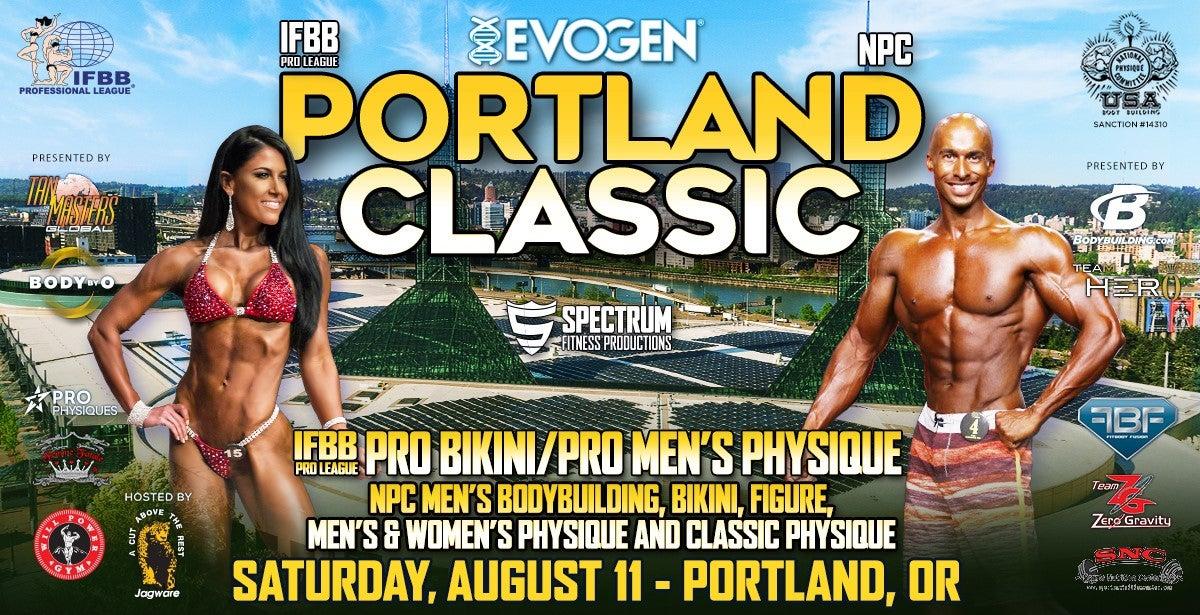 NPC & IFBB Portland Classic