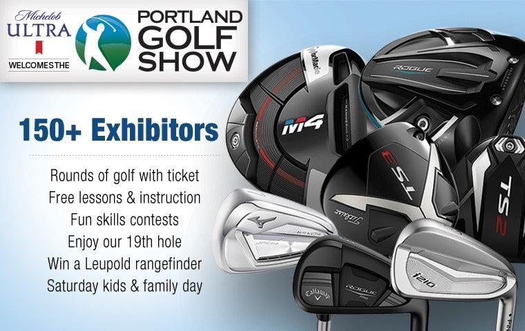 More Info for Portland Golf Show