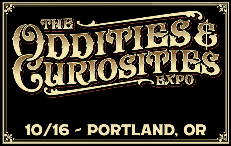 More Info for The Oddities & Curiosities Expo