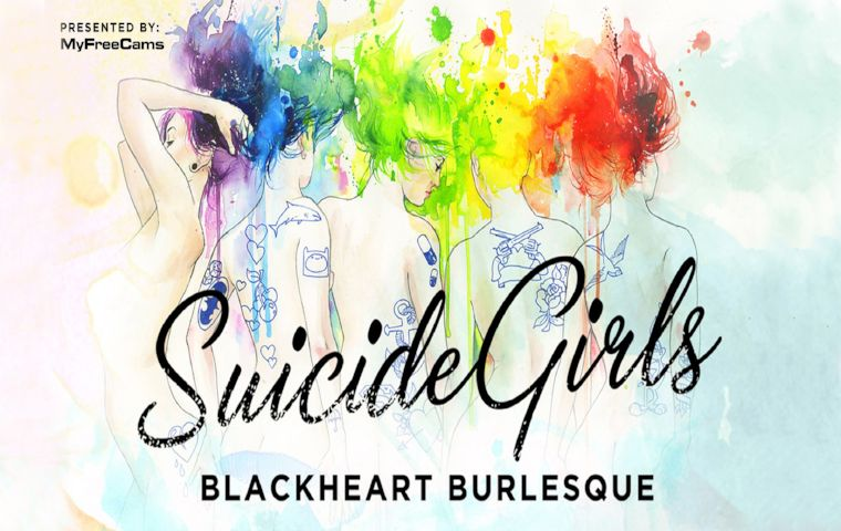 More Info for SuicideGirls: Blackheart Burlesque