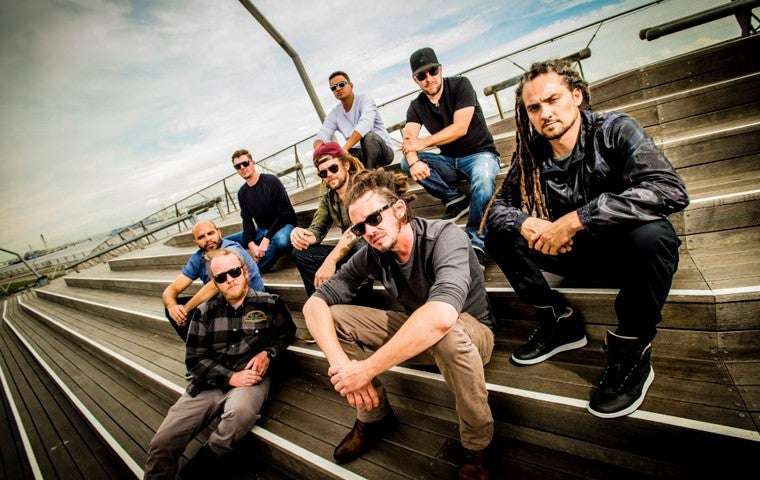 More Info for SiriusXM The Joint Presents: SOJA Poetry in Motion Tour