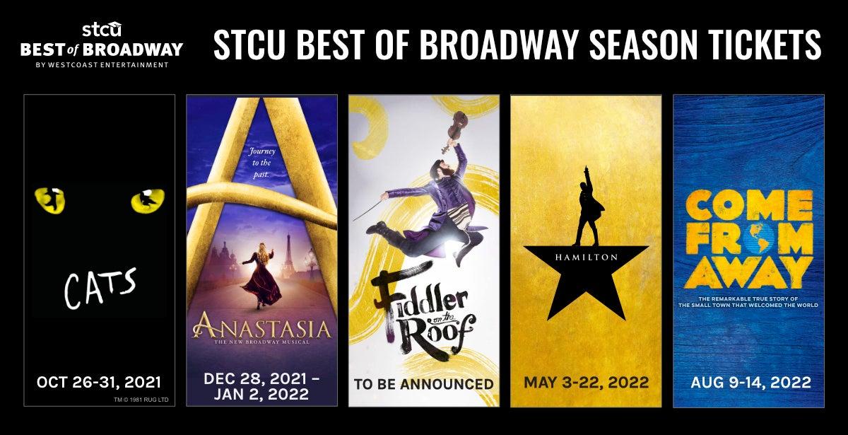 STCU Best of Broadway