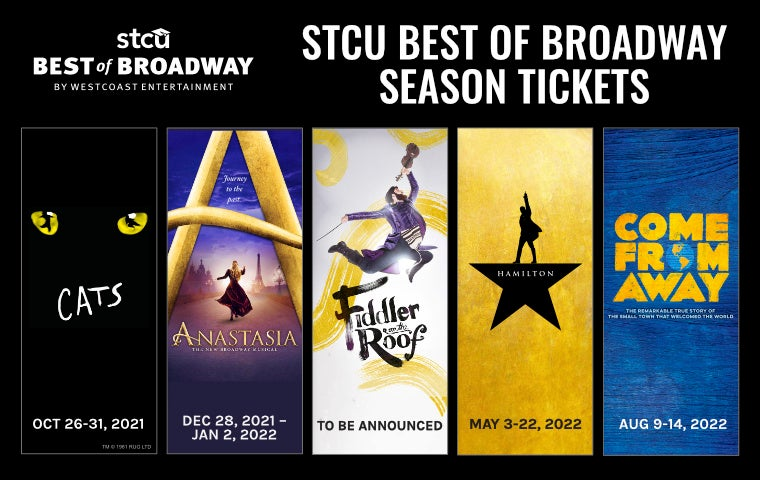 More Info for STCU Best of Broadway