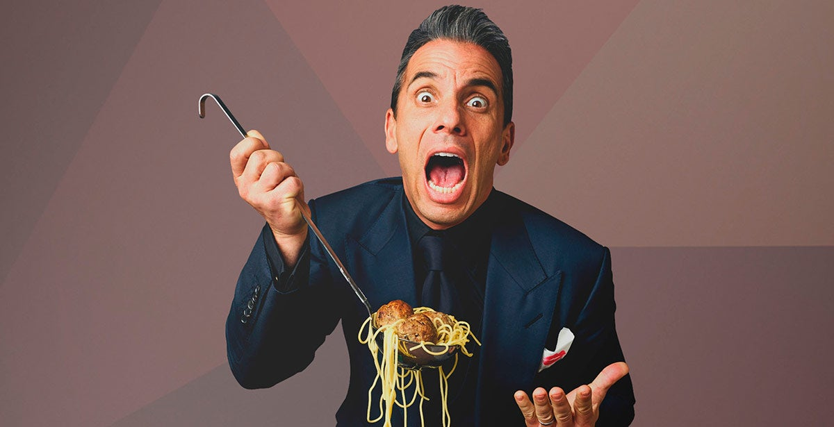Sebastian Maniscalco- Stay Hungry Tour