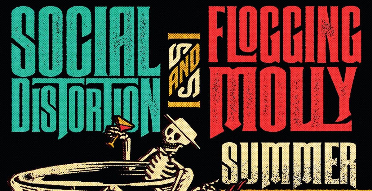 Social Distortion & Flogging Molly: Summer Tour 2019