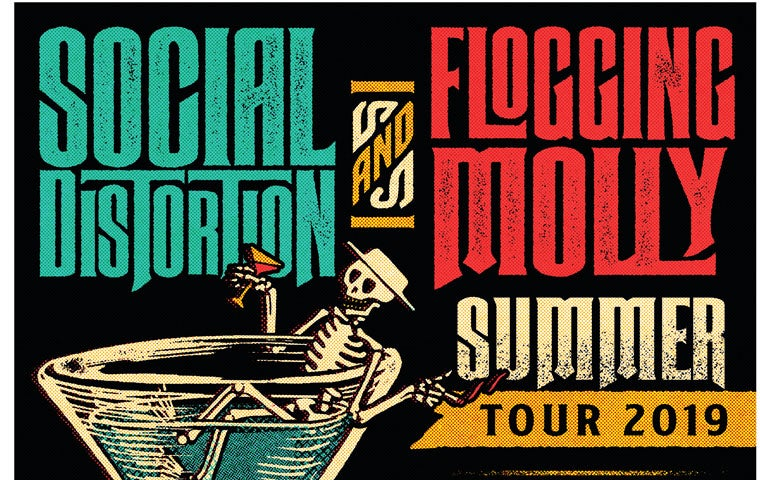 More Info for Social Distortion & Flogging Molly: Summer Tour 2019