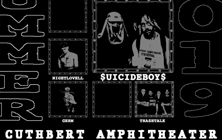 More Info for $UICIDEBOY$ - Grey Day Tour