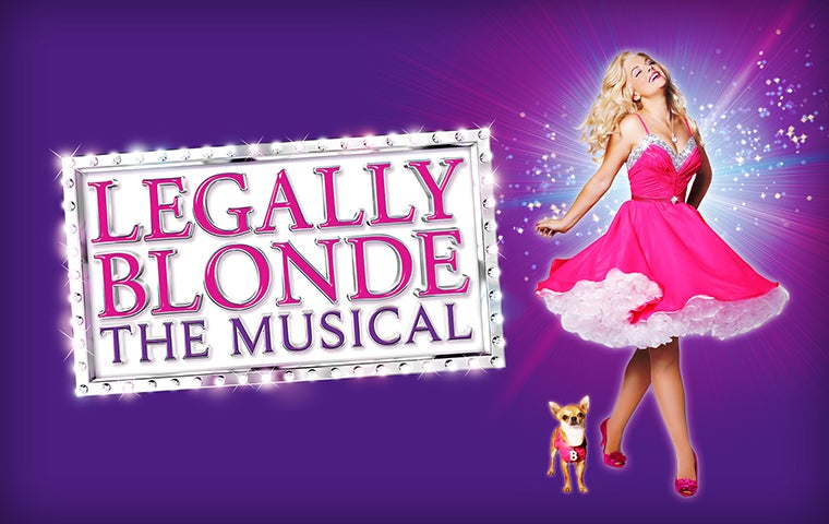 More Info for Legally Blonde