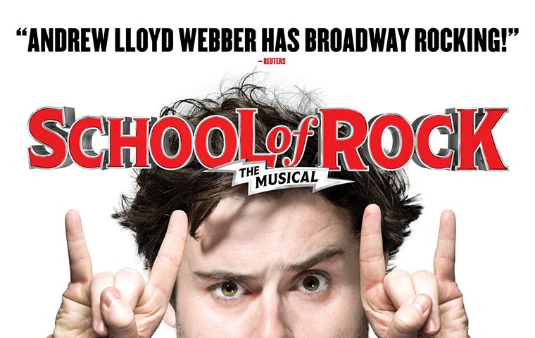 More Info for School of Rock