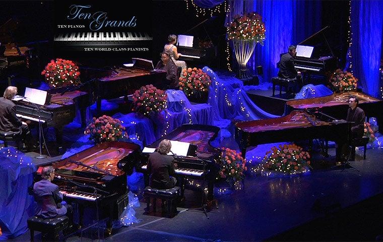 More Info for Ten Grands Concert