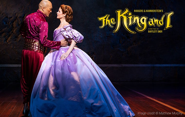 More Info for Stage to Screen The King and I