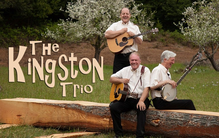 More Info for The Kingston Trio
