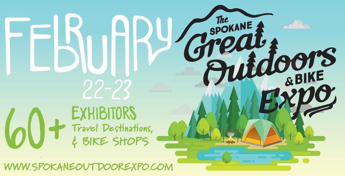Spokane Great Outdoor & Bike Expo