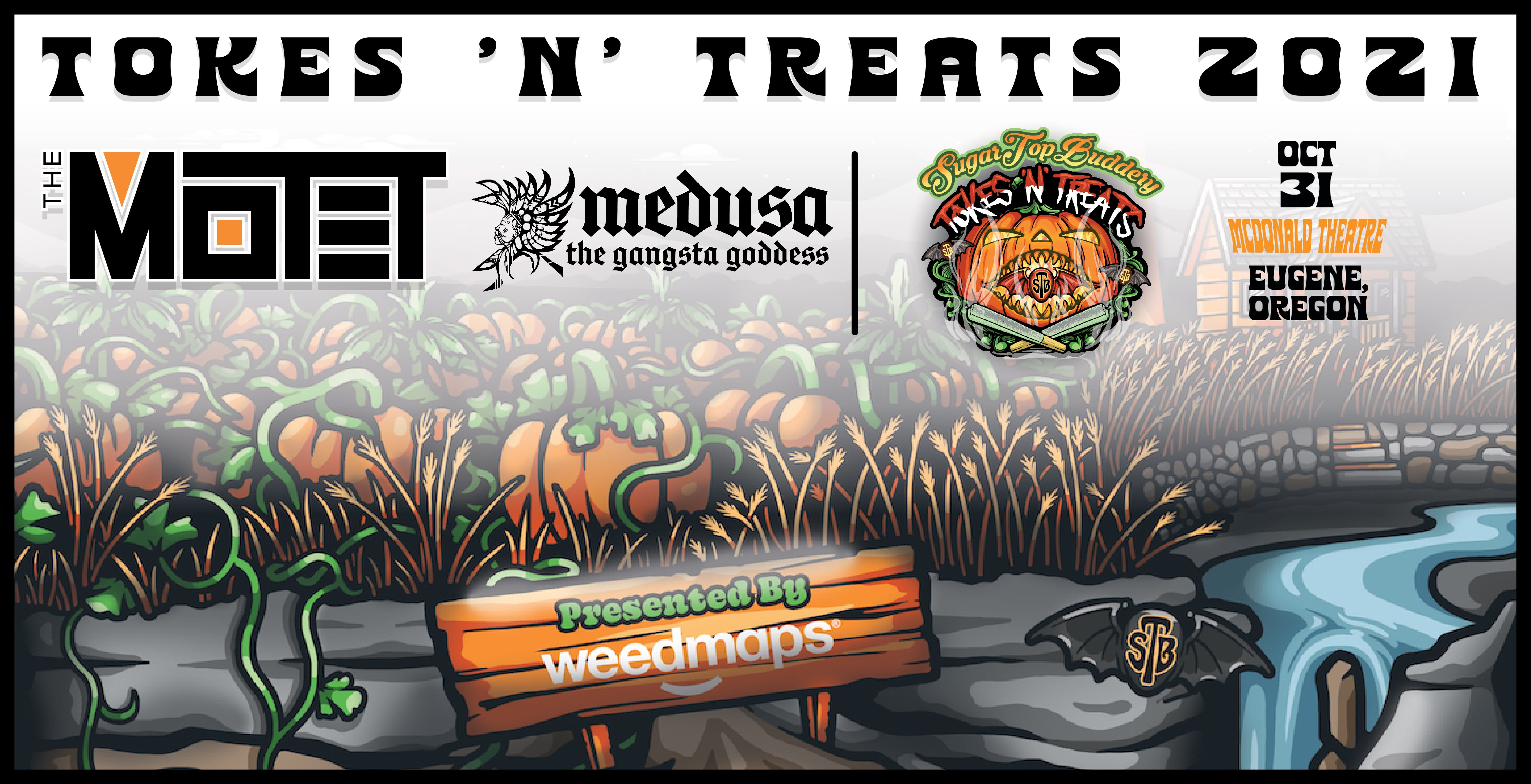 Tokes N' Treats featuring The Motet