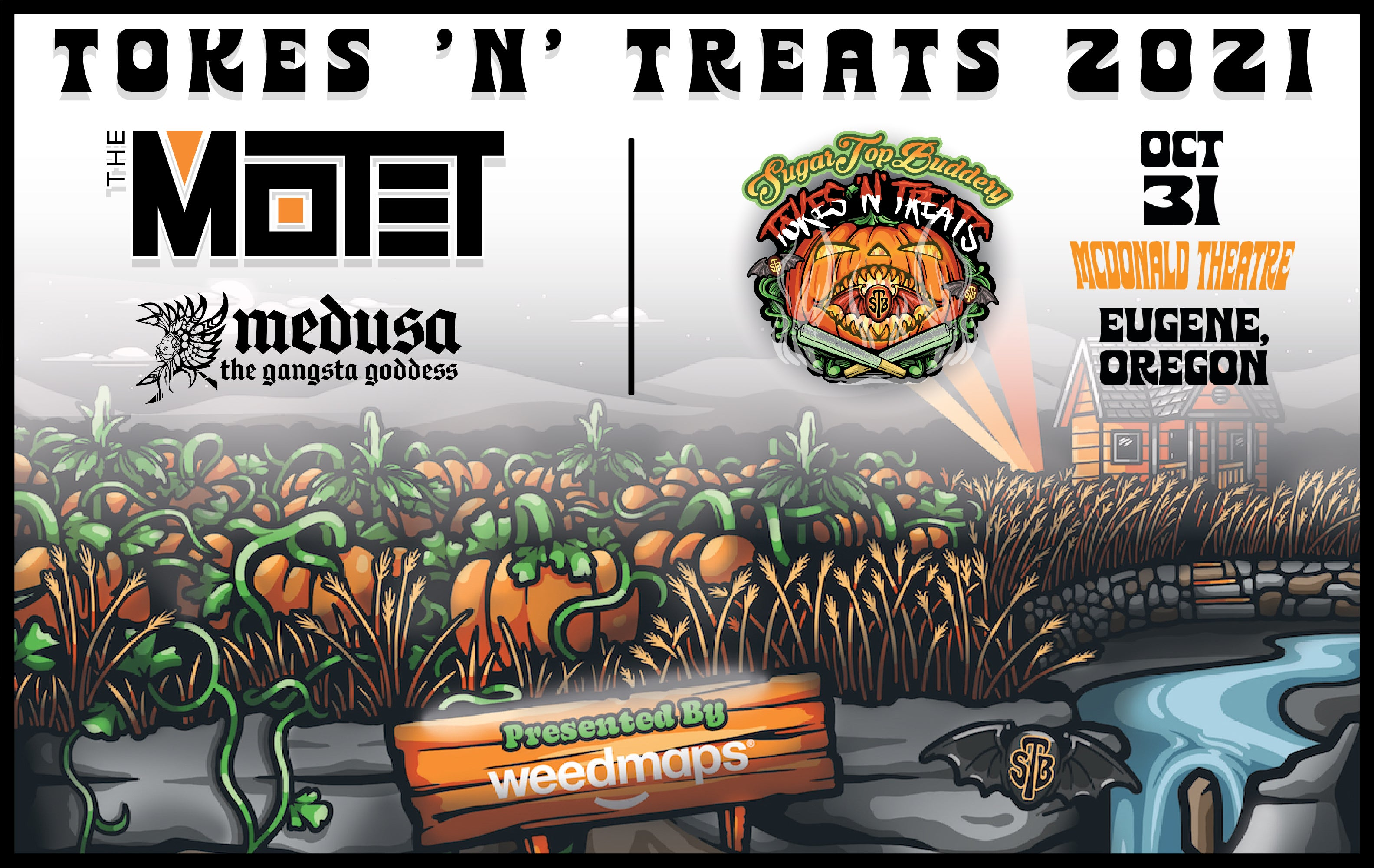 More Info for Tokes N' Treats featuring The Motet