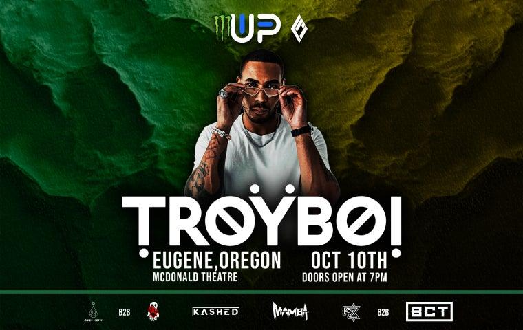 More Info for TroyBoi