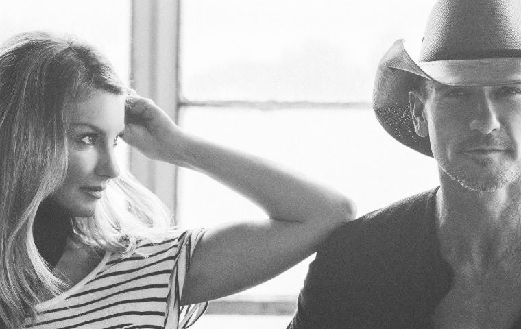 More Info for Tim McGraw and Faith Hill with Jake Rose
