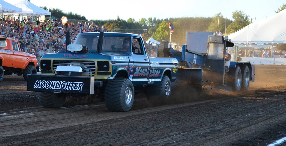 Truck & Tractor Pulls - Spokane County Interstate Fair 2019 - Does NOT Included Gate Admission