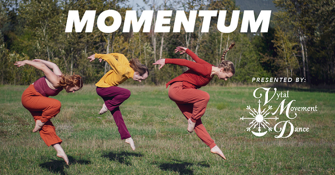 Momentum - presented by Vytal Movement Dance